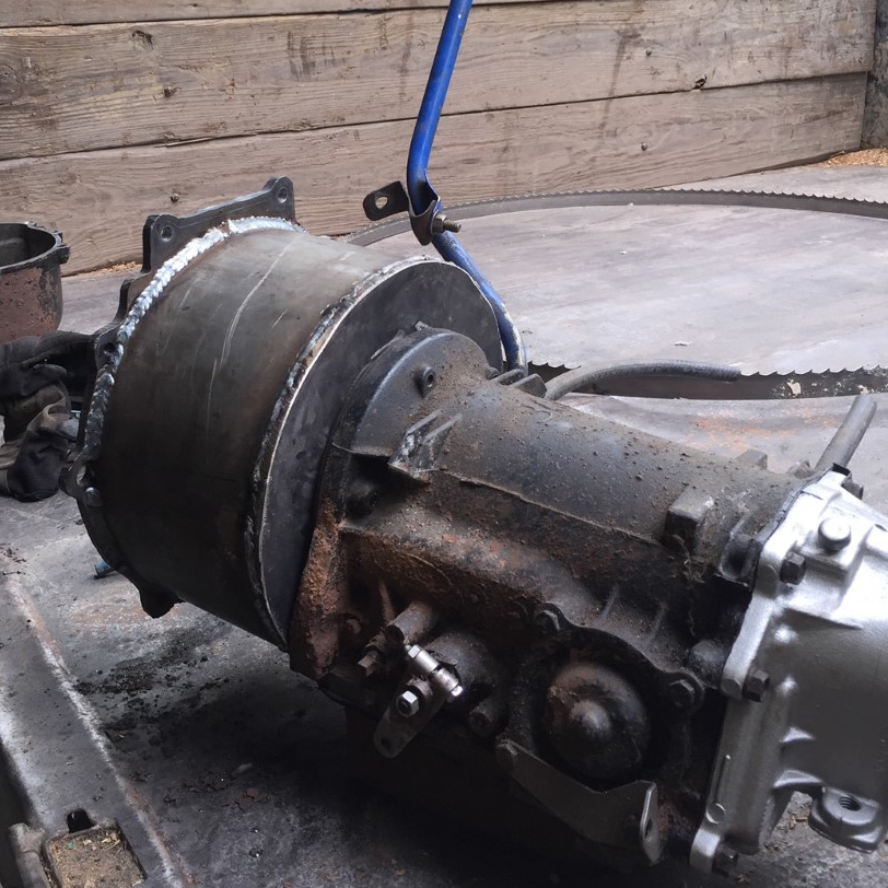 Transmission Bellhousing