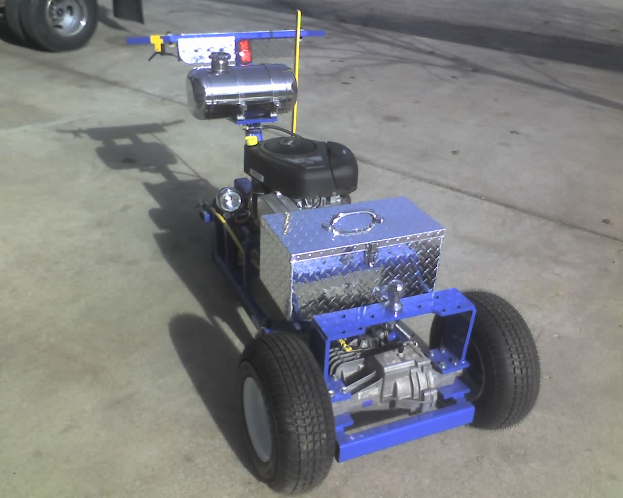 Power cart