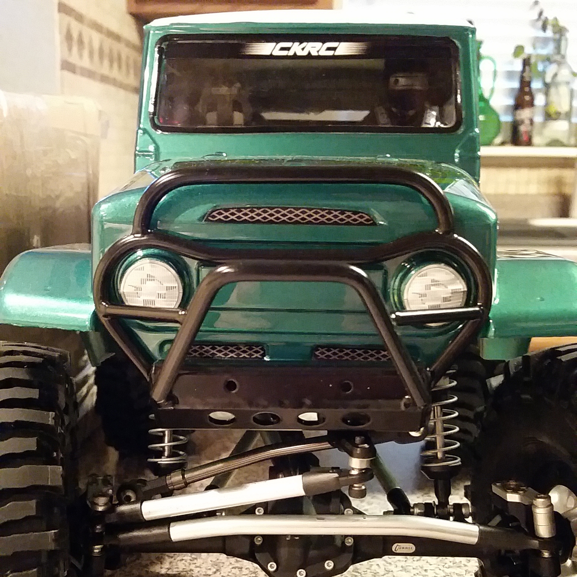 Scale RC bumpers