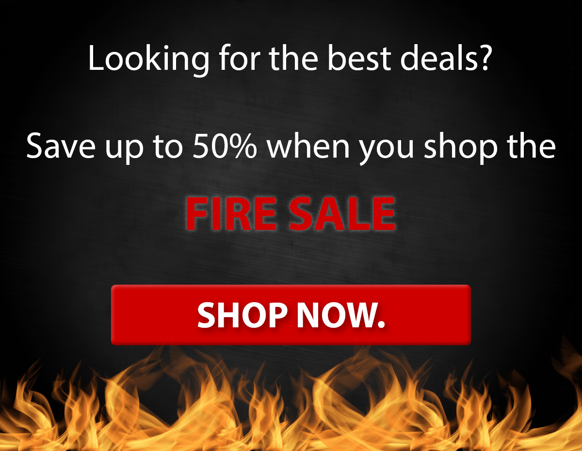 Shop the Fire Sale
