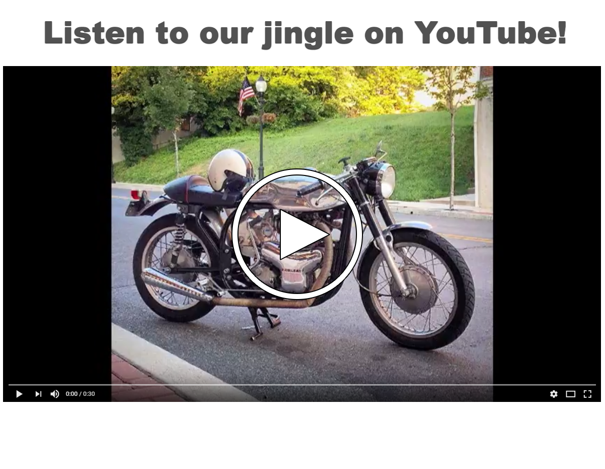 Listen to our jingle!