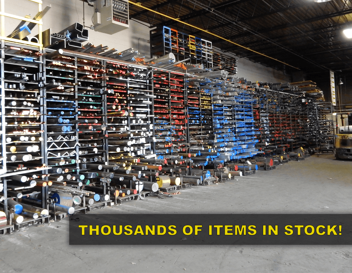 Thousands of items in stock!